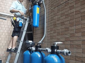 全戶式過濾器~水塔過濾器