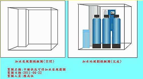 台灣加水聯盟加水站加水屋-桃園福德店1
