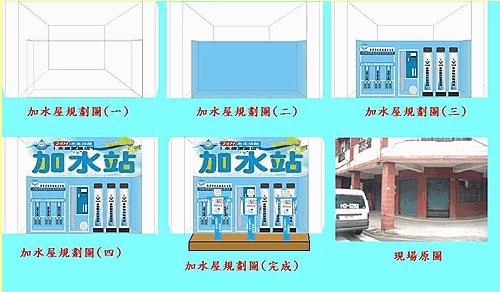 台灣加水聯盟加水站-上慶南和店1