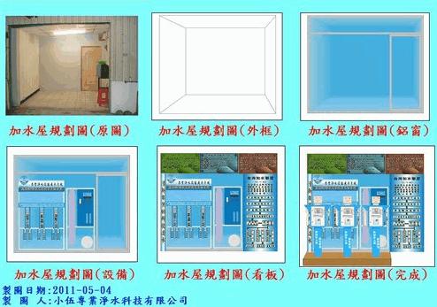 台灣加水聯盟加水站-嘉義八德店