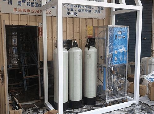 台灣加水聯盟活泉加水站設備5