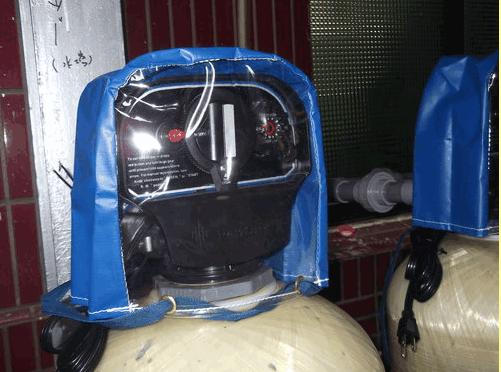 大型過濾設備保養11