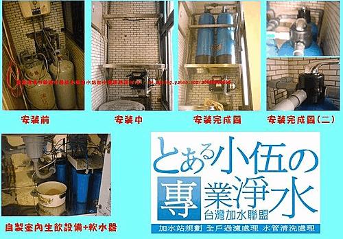 大樓濾水器