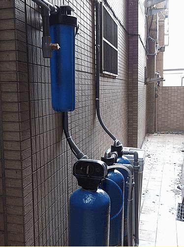 大金鋼全戶式過濾器加強軟水系統1
