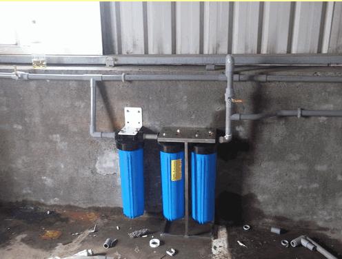 小金鋼全戶式過濾器暨室內生飲設備