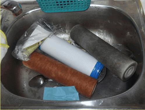 購買濾水器時常見的錯誤想法1