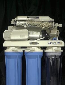 逆滲透飲水機 為何不斷排水