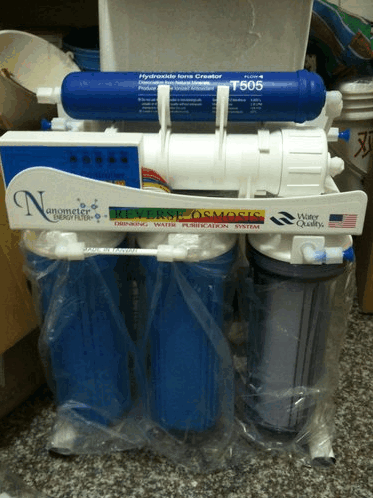 七道式家庭用自動加水機