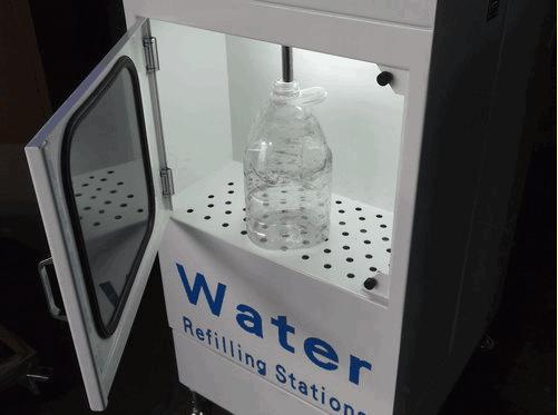 友達光電近海井水自動加水機4