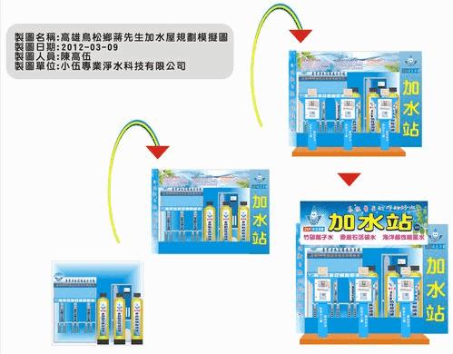 台灣加水聯盟加水屋加水站-本館站1