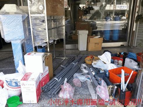 台灣加水聯盟加水站設備(加水屋設備)安裝分享1
