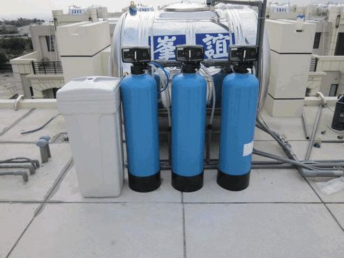 大金剛全戶式過濾器(水塔過濾器)安裝分享-台中