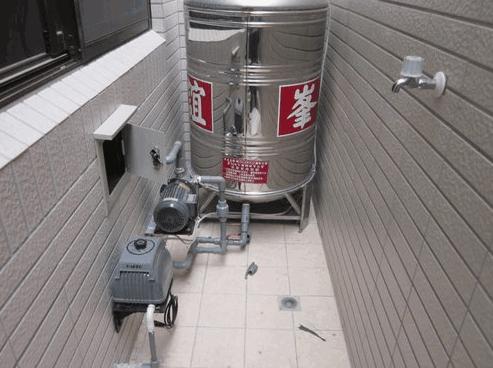 大金剛全戶式過濾器(水塔過濾器)安裝分享-台中1