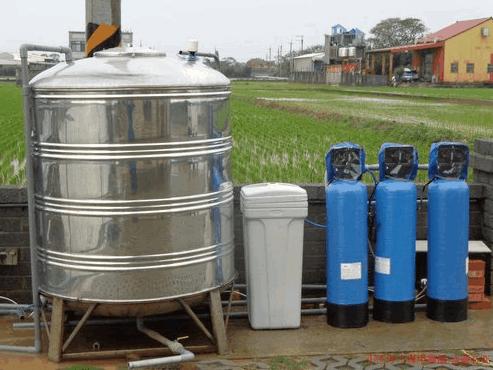 大金剛全戶式過濾器水塔過濾器安裝分享-桃園新屋