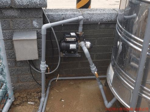大金剛全戶式過濾器水塔過濾器安裝分享-桃園新屋1