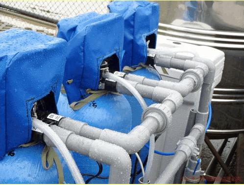 大金剛全戶式過濾器水塔過濾器安裝分享-桃園新屋4