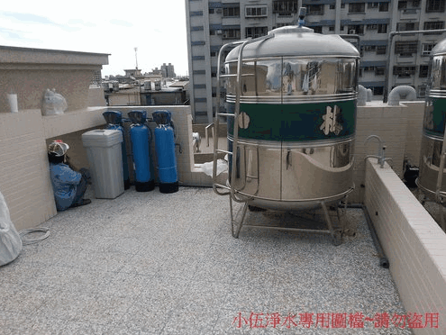 大金剛全戶式過濾器[水塔過濾器]安裝分享-鳳山