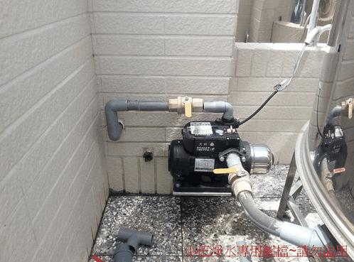 大金剛全戶式過濾器[水塔過濾器]安裝分享-鳳山1