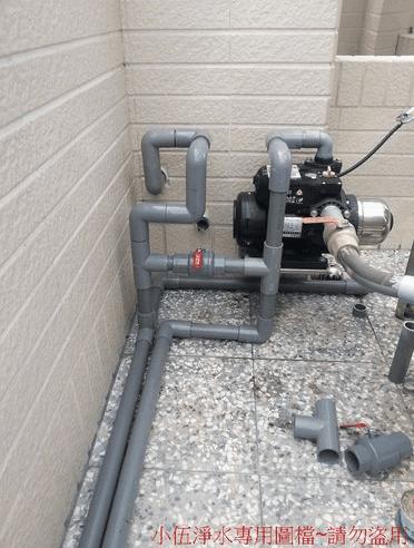 大金剛全戶式過濾器[水塔過濾器]安裝分享-鳳山2