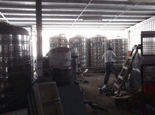 大金鋼水塔過濾器