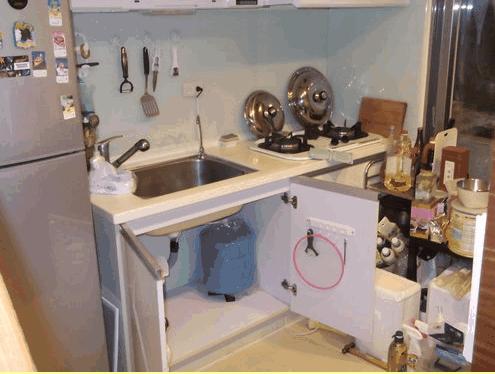 家用逆滲透淨水器