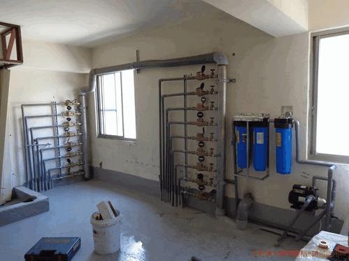 小金剛全屋式過濾器水塔過濾器安裝分享-台北