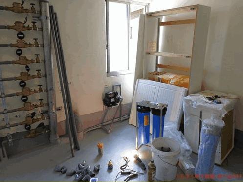 小金剛全屋式過濾器水塔過濾器安裝分享-台北2