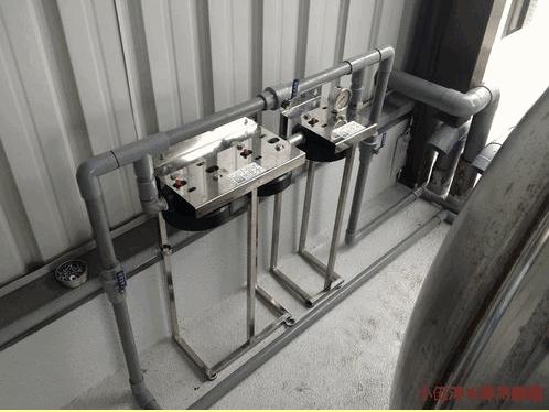 小金剛全戶式過濾器+Q金剛水塔過濾器安裝分享-新竹團購2
