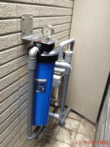 小金剛全戶式過濾器+Q金剛水塔過濾器安裝分享-新竹團購4