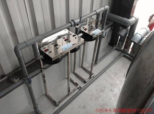 小金剛全戶式過濾器-除垢版1
