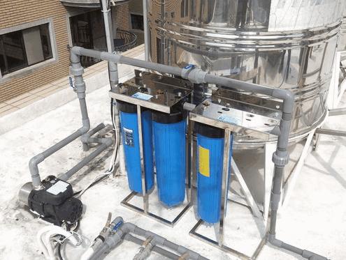 小金鋼全戶式過濾器5