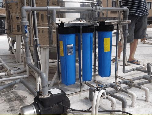 小金鋼全戶式過濾器
