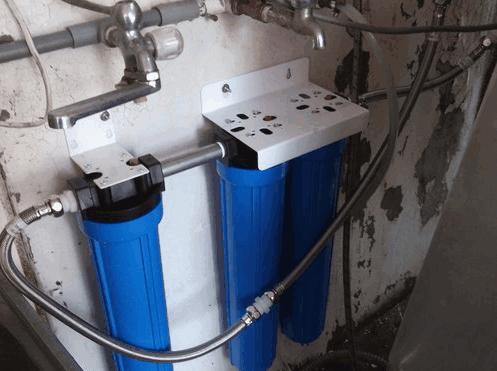 鮮果汁飲料店過濾器安裝實例3