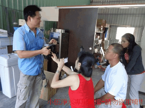 102年度台灣加水聯盟加水站設備維護課程2