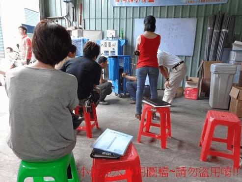 102年度台灣加水聯盟加水站設備維護課程4
