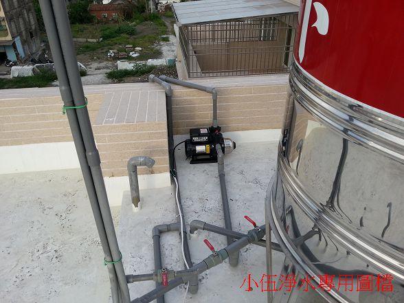 [小伍淨水]大金剛全戶式過濾器-高雄岡山 (3)
