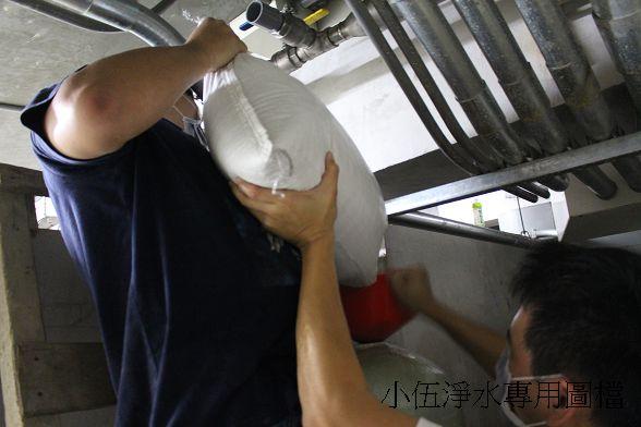小伍淨水-社區公用水塔過濾器-台北市 (23)