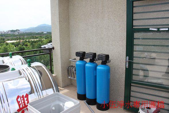 大金剛全戶式過濾器安裝分享-宜蘭-小伍淨水 (12)