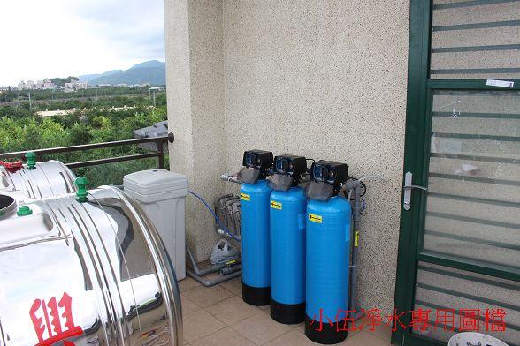 大金剛全戶式過濾器安裝分享-宜蘭-小伍淨水 (33)