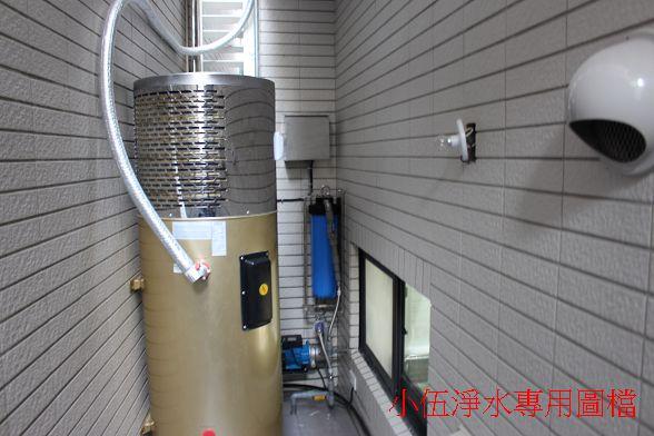 此為專為水塔前過濾設計的Q金剛水塔過濾器