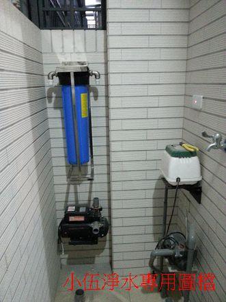 小金剛全戶式過濾器-Q金剛水塔前過濾器-台南北區-薛R (27)