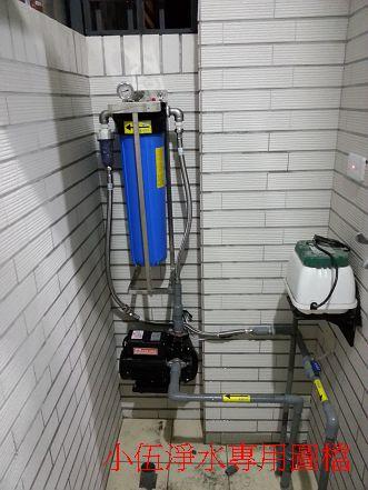 小金剛全戶式過濾器-Q金剛水塔前過濾器-台南北區-薛R (33)