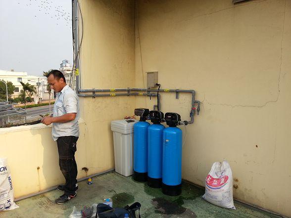利用工程角度來進行的水處理規劃!