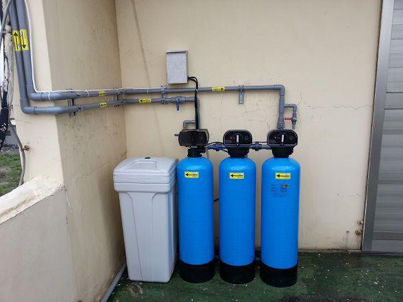 工業級軟水設備安裝在家庭可是很好用的呢!