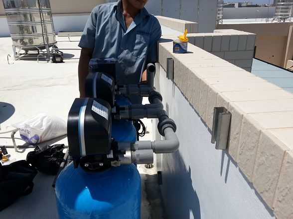 大金剛全戶式過濾器-全戶軟水
