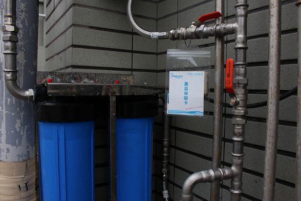 我們小伍淨水今年度已經開始朝向品牌化經營囉!