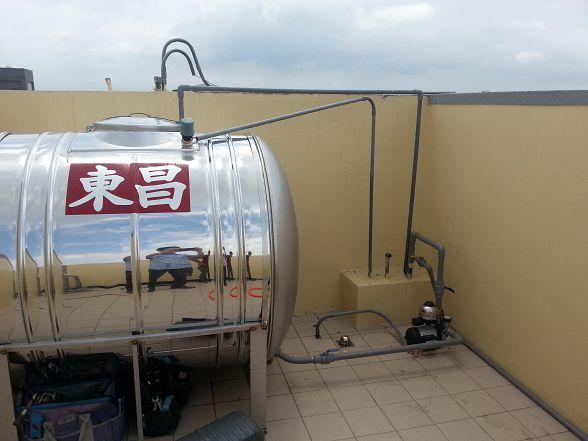 安裝實績-大金剛全戶式過濾器-全戶軟水-台南-善化-小伍淨水 (3)