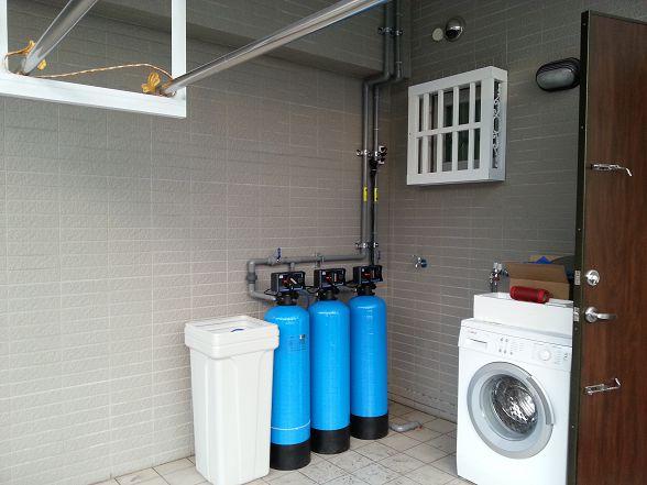 安裝實績-大金剛全戶式過濾器-全戶軟水-台南-善化-小伍淨水 (45)