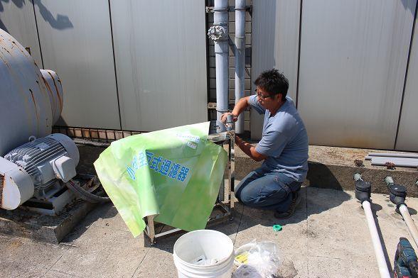 小金剛全戶式過濾器第三代-全屋淨水