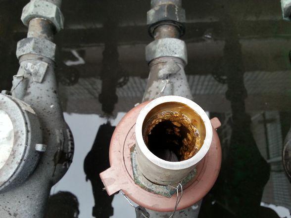 雙北市20年以上的社區水管拆下來很多都是這樣子的!